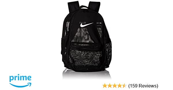 Amazon.com  NIKE Brasilia Mesh Backpack eeaef5fde684b