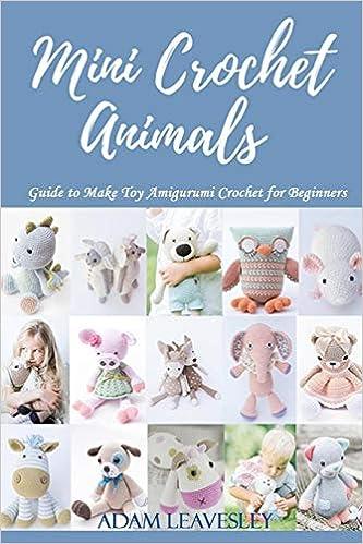 Crochet eBook: 100 Days of Mini Amigurumi VOL 1, PDF Amigurumi ...   499x333