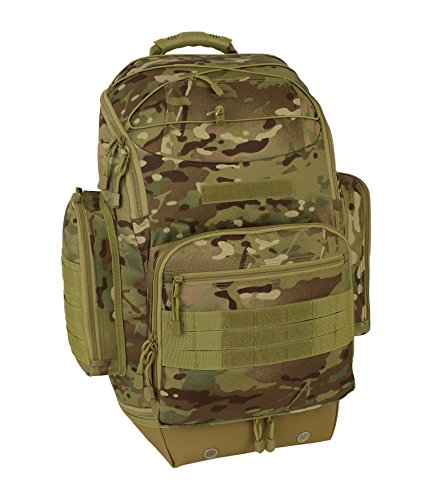 Code Alpha Bravo Zulu Pac Operator's Backpack, Multicam by Code Alpha