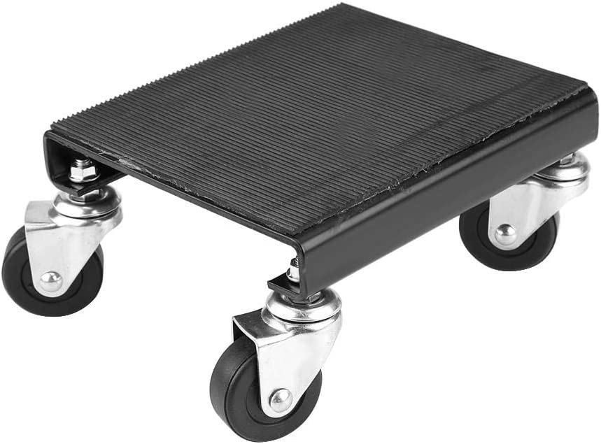 Car Wheel Dolly,3Pcs Car Moving Dollies Vehicle Positioning Wheel Dollies 500Lb Per Dolly Tire Car Wheel Dollies Car Skate Dolly Auto Van Positioning Garage Jack for Snowmobile Moving Repairmen