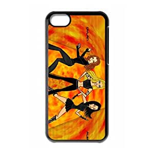 Charlie's Angels iPhone 5c Cell Phone Case BlackU0696076