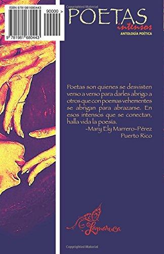 Poetas Intensos (Spanish Edition): Antología Poética: 9781981680443: Amazon.com: Books