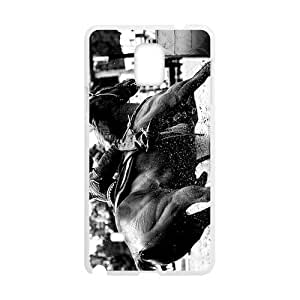 Canting_Good Barrel Racing Cowgirl Custom Case Shell Skin for SamSung Galaxy Note4 (Laser Technology) hjbrhga1544