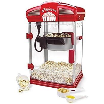 West Bend 82515 Theater Popcorn Machine, Red