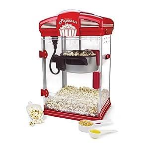 West Bend 82515 Theater Popcorn Machine, Red: Amazon.ca