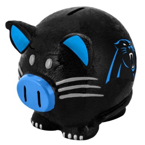 Carolina Panthers Thematic Piggy Bank