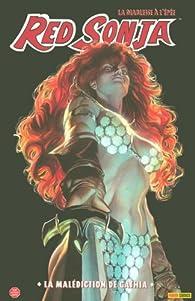 Red Sonja, tome 1 : La Malédiction de Gaihia par Michael-Avon Oeming