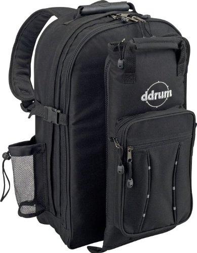 Drum Bag Pack (ddrum DD STIKPAK BLAK Stick Pack: Black/Black)