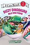 Dizzy Dinosaurs: Silly Dino Poems (I Can Read Level 2)