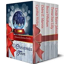 O'Christmas Town: Five Romantic Christmas Novellas