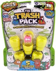 Trash Pack Series #5 Figure, by: Amazon.es: Juguetes y juegos