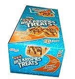 Kellogg's Rice Krispies Treats Caramel Chocolatey Chunk Treats Twenty 1.4 Ounce Bars