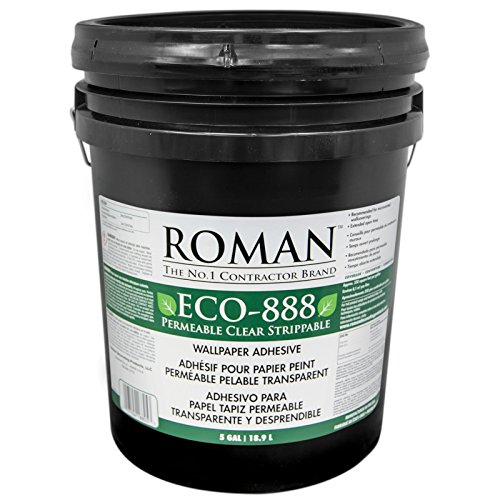 roman-018801-eco-888-5-gal-clear-strippable-wallpaper-adhesive