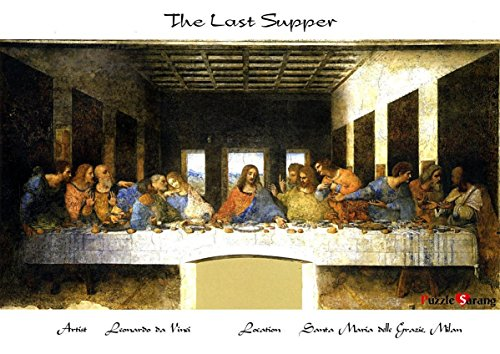 Supper | 1000 Piece Jigsaw Puzzle for Adults, Teens and Family ()
