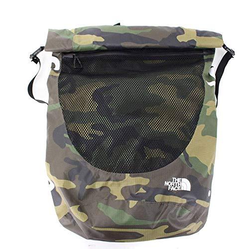 (シュプリーム) SUPREME ×ノースフェイス/THE NORTH FACE 【17SS】【Waterproof Backpack】ウォータープルーフバックパック(グリーン) 中古 B07H87SFWC