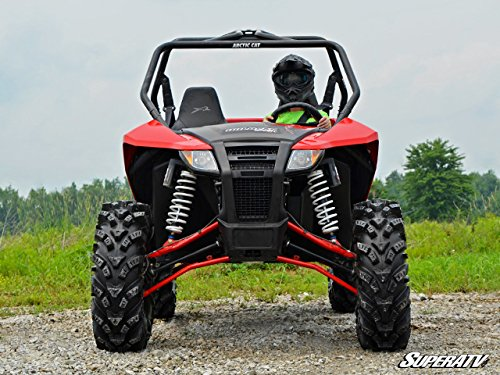 Bundle 2 items: SuperATV Artic Cat Wildcat Trail Sport Lift Kit - 2-3 Inch Adjustable and FREE Unhinged ATV Multi-Tool by SuperATV.com (Image #2)