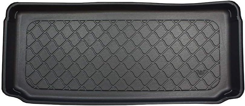 Mdm Kofferraumwanne Mini F56 03 2014 Kofferraummatten Passgenaue Mit Antirutsch Passend Für Version 3 Turen Hohen Stock Cod 4955 Auto
