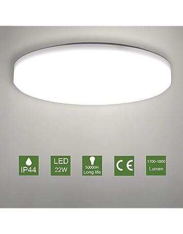 Amazon.es: Iluminación de techo de interior: Iluminación