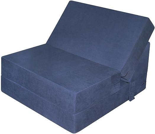 Zinus Tri-Fold Foam Lounger