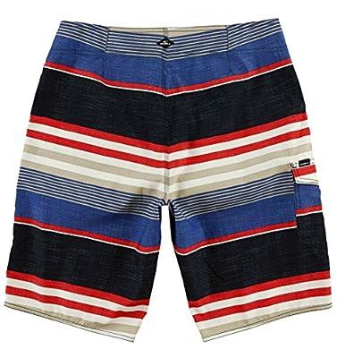 O'Neill Men's Santa Cruz Striped Boardshort