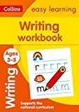 Writing Workbook Ages 3-5: New Edition (Collins Easy Learning Preschool) (print edition)