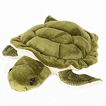 Amazon Com Wishpets 24 Large Sea Turtle Plush Toy Toys Games