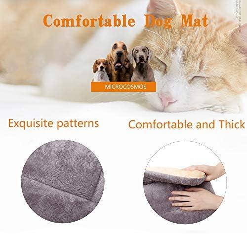 Cama para dormir ultra suave para mascotas para perro y gato 5