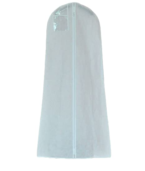 Ruolai Wedding Dress Travel Storage Garment Bag Soft Bag at Amazon ...