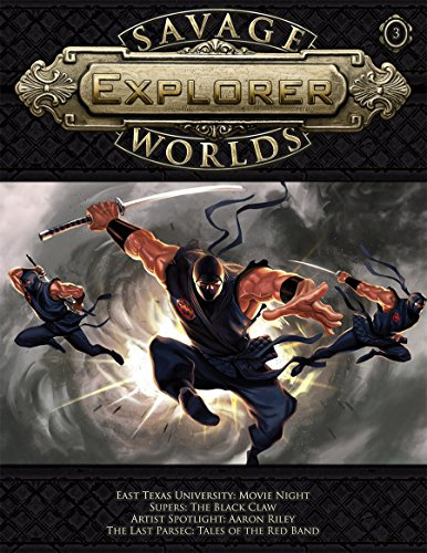 Savage Worlds Explorer #3 (S2P12002)