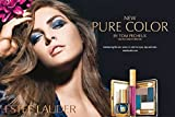 **PRINT AD** With Hilary Rhoda For Lauder Blue Dahlia 2010 **PRINT AD**