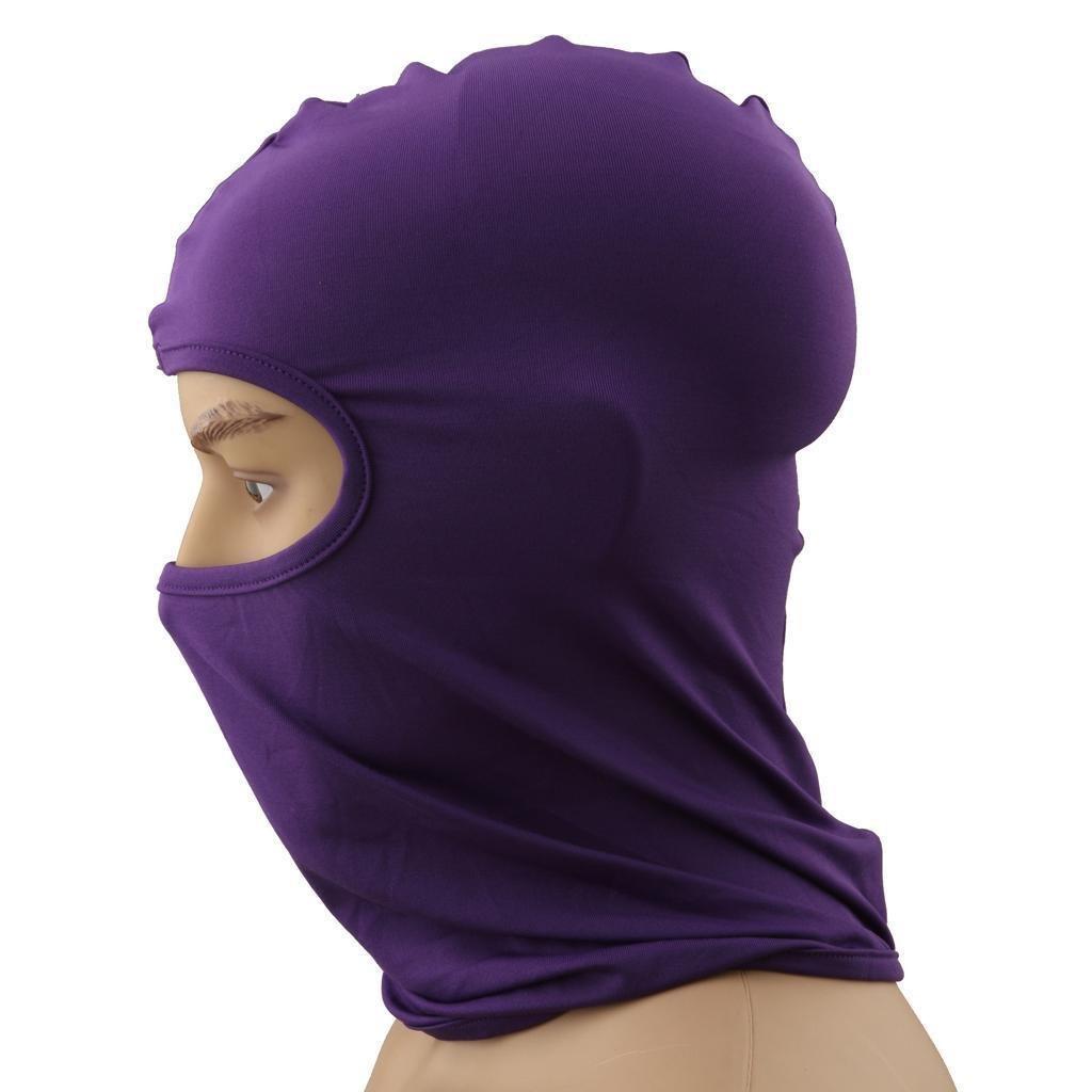 FidgetGear 50Pcs/lots Motorcycle Motorbike Scooter Balaclava Under Helmet anti-UV Full Face Mask by  (Image #6)