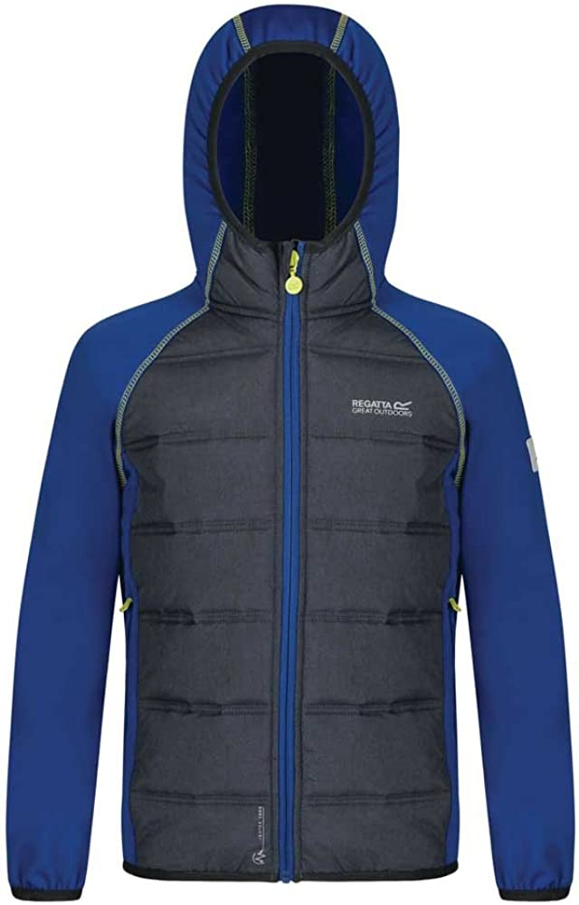 Regatta Boys Kielder Hybrid Insulated Jacket