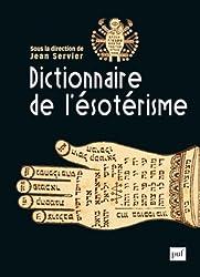 Dictionnaire de l'ésotérisme (2e édition)