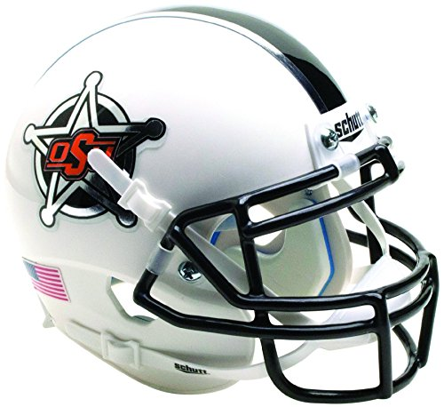 Schutt OKLAHOMA STATE COWBOYS NCAA XP Authentic MINI Football Helmet (Osu Helmet)