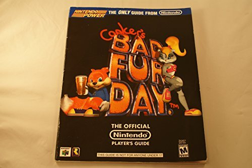 - Conker's Bad Fur Day: Official Nintendo Player's Guide