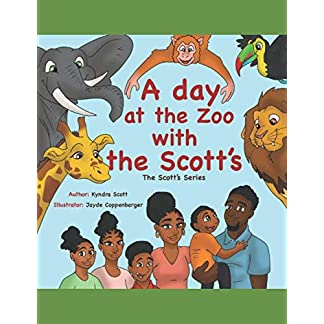 A day at the zoo with the Scott's