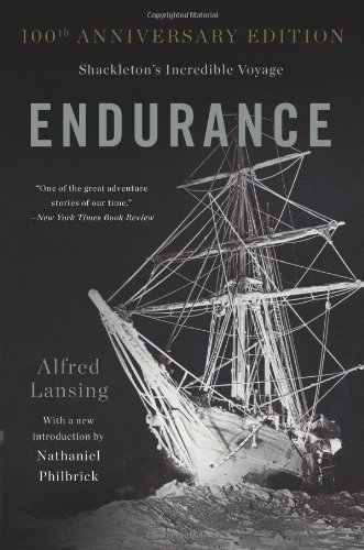 Endurance: Shackleton?s Incredible Voyage Anniversary edition by Lansing, Alfred (2014) Hardcover