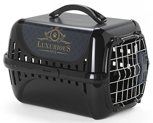 PANIER CAGE DE TRANSPORT CHIEN/CHAT AGREE TRANSPORT AVION COMPAGNIE DES PET FOODS