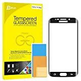 S6 Edge Screen Protector, JETech Premium Tempered Glass Screen Protector Film for Samsung Galaxy S6 Edge - 0857
