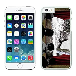 NEW DIY Unique Designed Case For iphone 6 plus Fall Out Boy iphone 6 plus White 5.5 TPU inch Phone Case 146