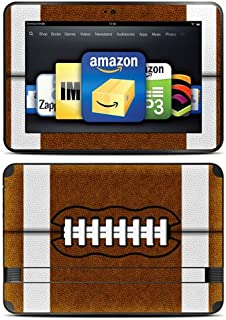 """product image for Kindle Fire HD 8.9"""" Skin Kit/Decal - Football (will not fit HDX models)"""