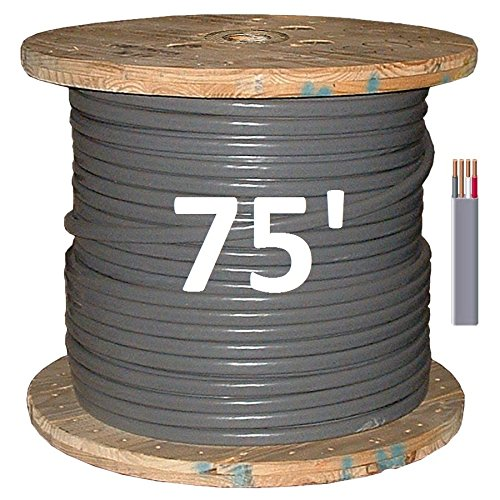 Southwire 6/3 UF (Underground Feeder - Direct Earth Buria...