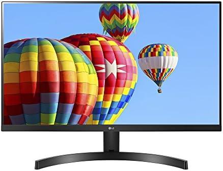 LG 27MK600M-B Monitor IPS Full HD de 27 con tecnología Radeon FreeSync y diseño prácticamente sin bordes