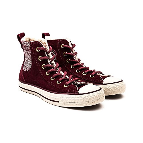 Shearling W Bordeaux chaussures Chelsea Converse All Star SHqxp7