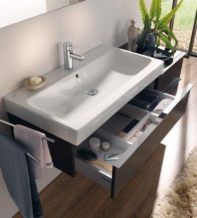Keramag Icon Waschtischunterschrank 841277 Holzstruktur Eiche Natur