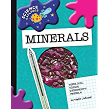 Minerals (Explorer Library: Science Explorer)