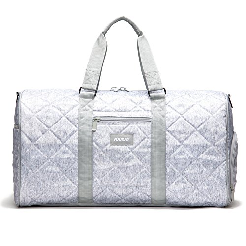 Quilted Shoe Bag - 1