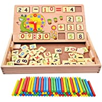 Tickles Multicolor Multifunctional Learning Box for Kids 30 cm for Kids 2 yrs Plus
