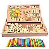 Tickles Multicolor Multifunctional learning Box for Kids30 cm