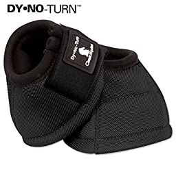 CLASSIC EQUINE - BALLISTIC NO TURN DY NO OVERREACH BELL BOOT - ALL COLORS & SIZES
